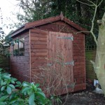 Shed Bordon