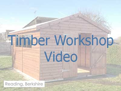 Click on the image to be taken to a video on timber workshops