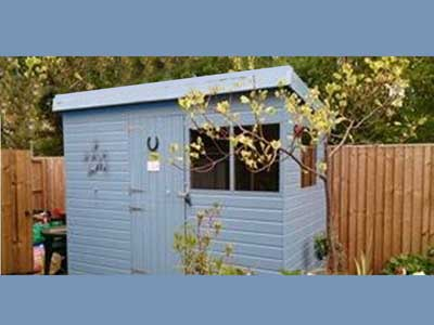 Picture of a garden shed in Bloomfield, Hatch-Berkshire