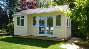 Garden Room built in South Ascot, Berkshire
