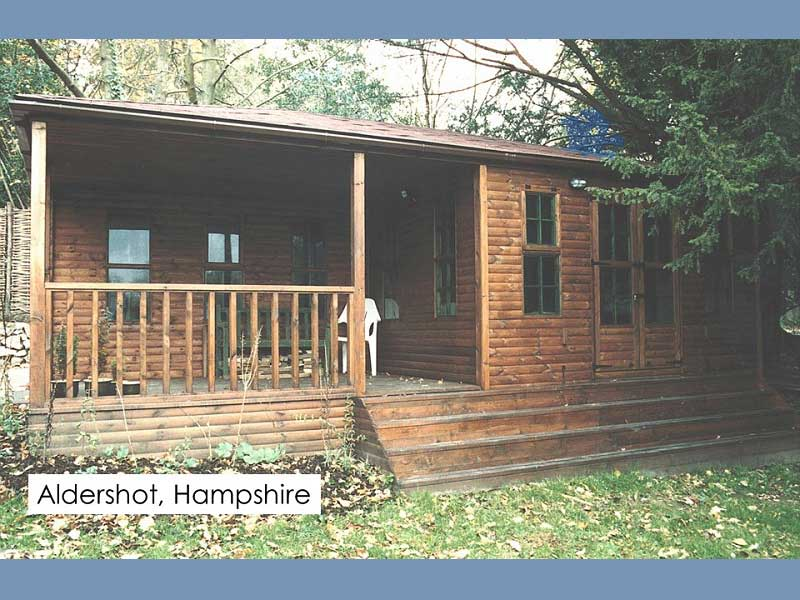Premium Summerhouse in Aldershot, Hampshire