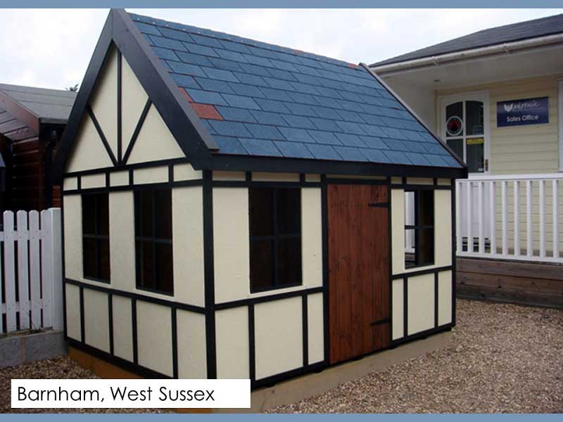 Playhouse in Barnham, West Sussex