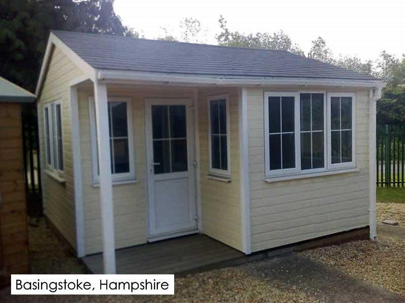 Garden Studio in Basingstoke, Hampshire