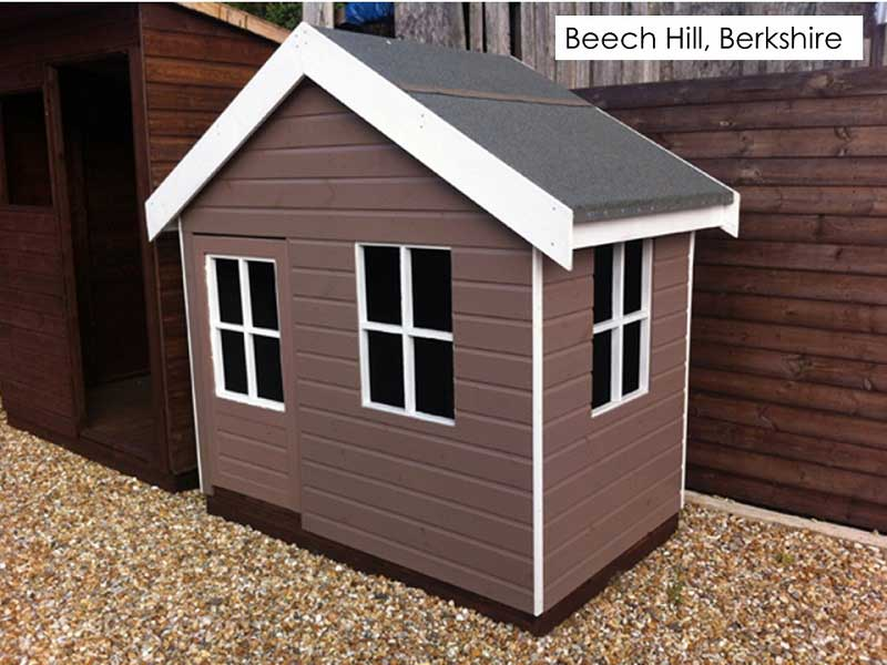 Playhouse in Beech Hill, Berkshire