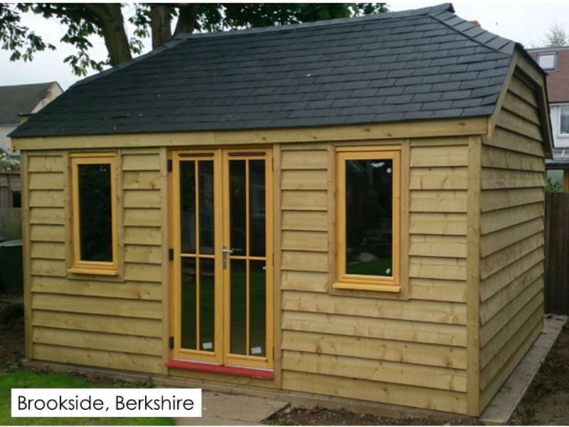 Garden Room in Brookside, Berkshire
