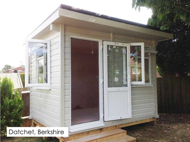 Garden Pod in Datchet, Berkshire