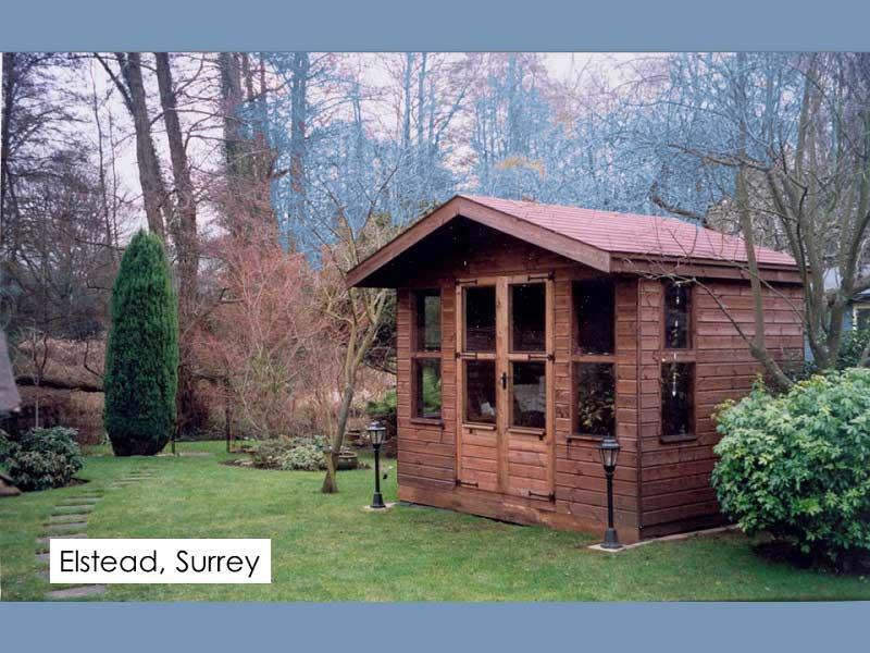Summerhouse in Elstead, Surrey