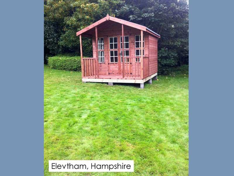 Summerhouse in Elvetham, Hampshire