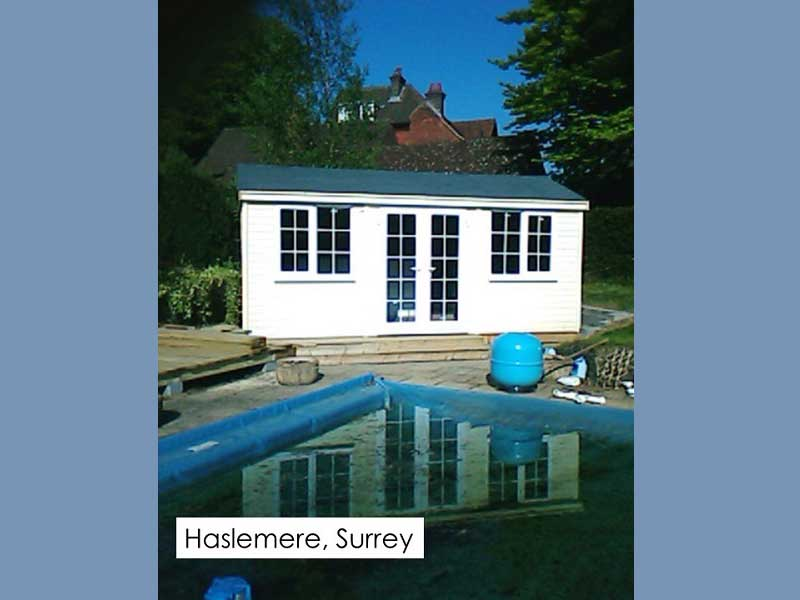 Garden Room in Haslemere, Surrey