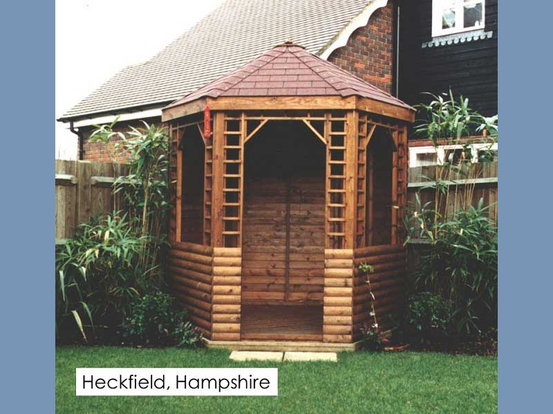 Summerhouse in Heckfield, Hampshire