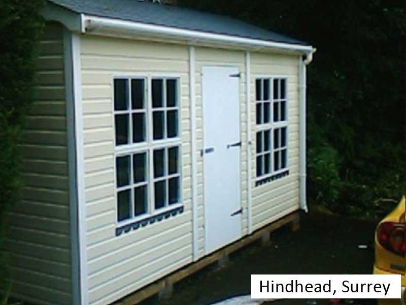 Premium Timber Workshop in Hindhead, Surrey