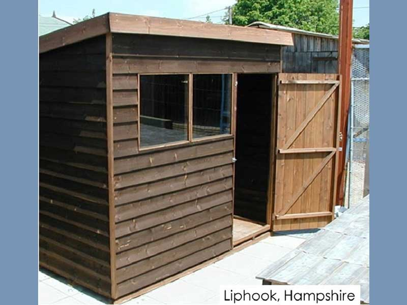 Garden Shed in Liphook, Hampshire