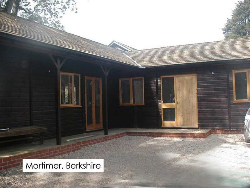 Granny Annexe in Mortimer, Berkshire