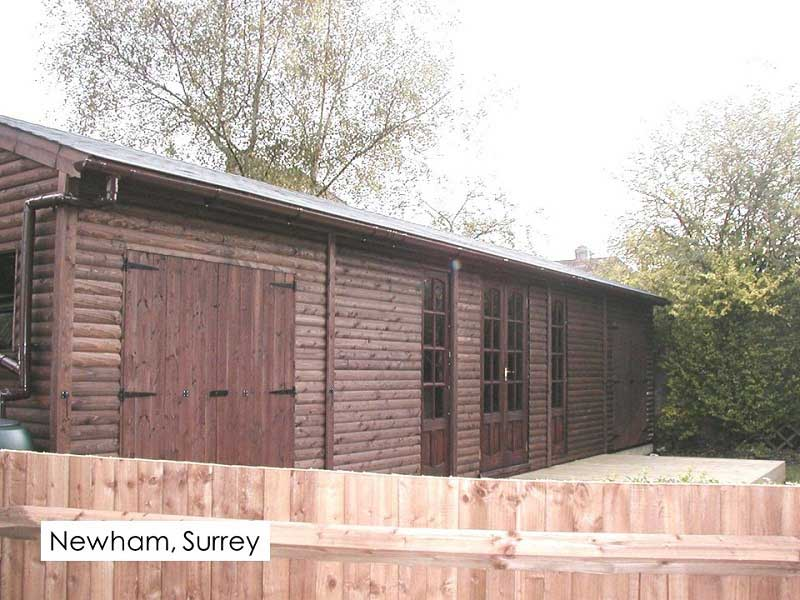 Premium Timber Workshop in Newham, Surrey