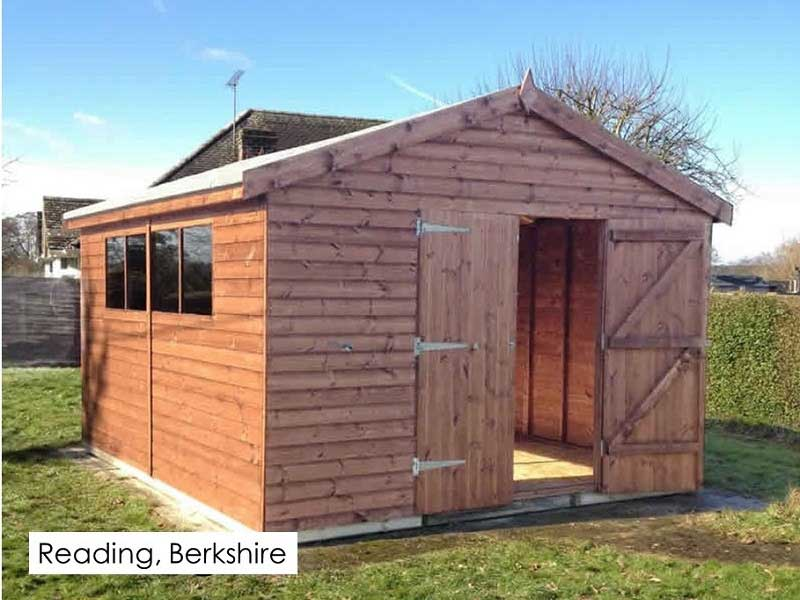Timber Workshop in Reading, Berkshire