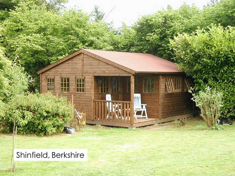 Premium Summerhouse in Shinfield, Berkshire