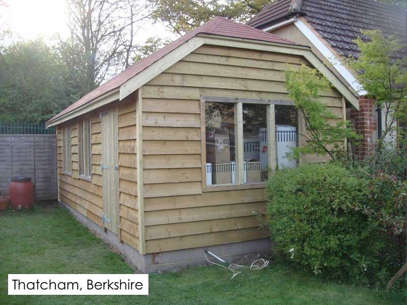Traditional Garage in Thatcham, Hampshire