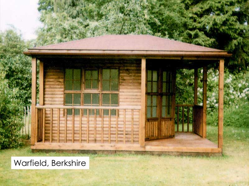 Premium Summerhouse in Warfield, Berkshire