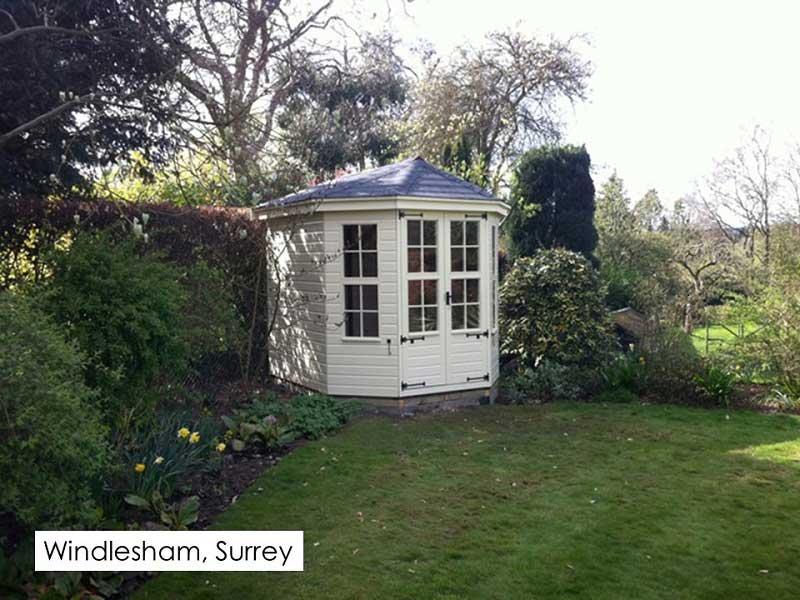 Summerhouse in Windlesham, Surrey