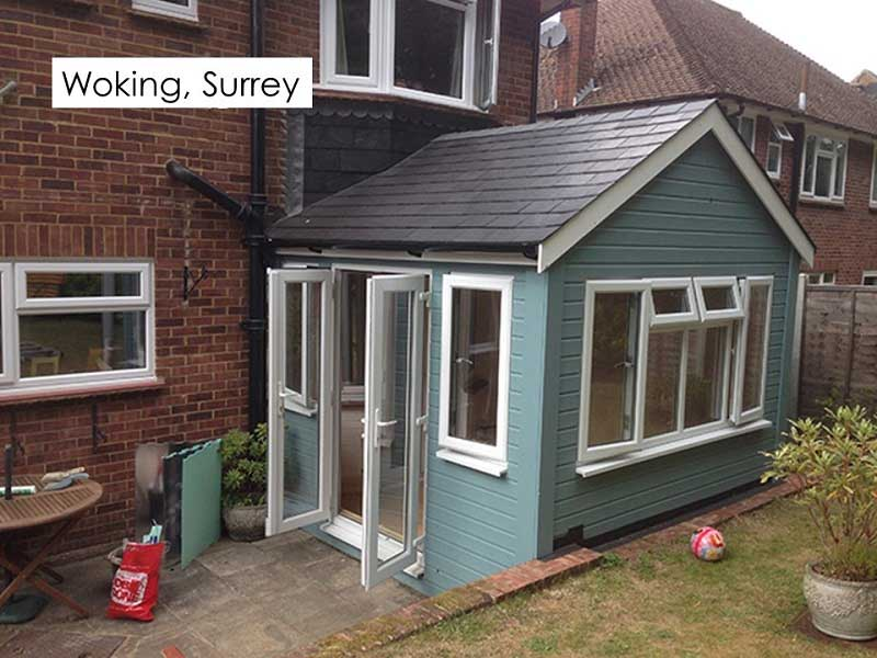 Garden Room in Woking, Surrey