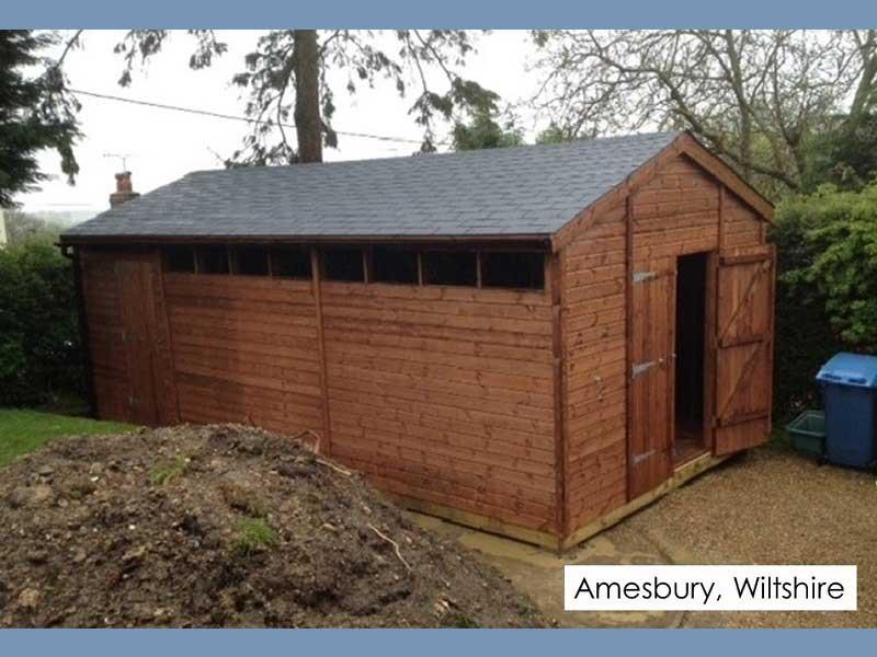 Amesbury, Wiltshire (prem)