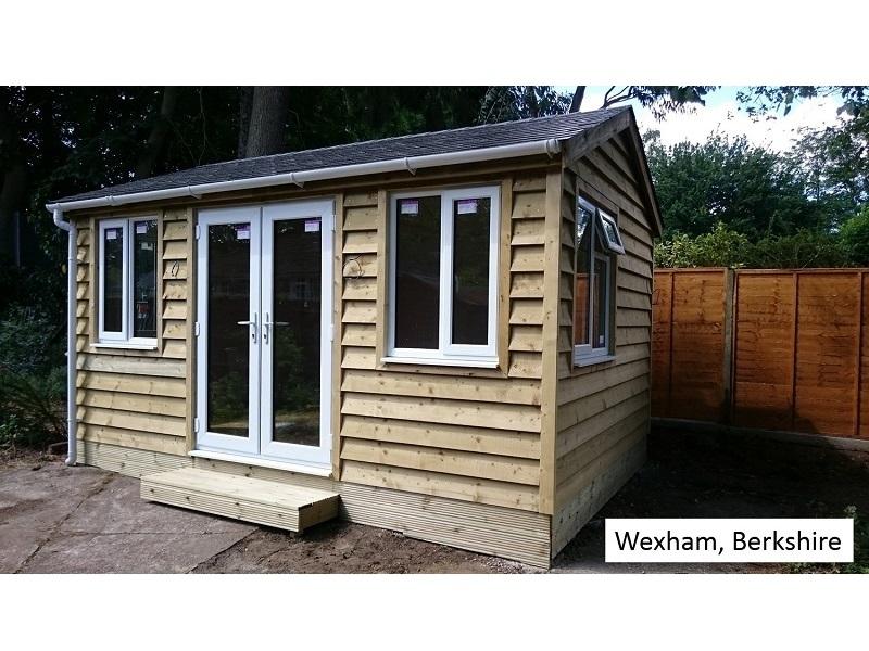 Garden Room in Wexham, Berkshire