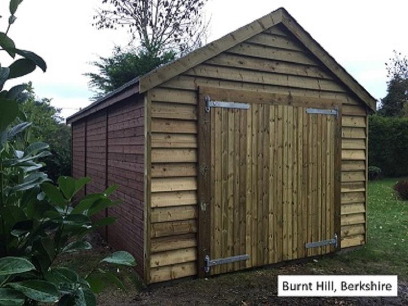 Premium Timber Workshop in Burnt Hill, Berkshire