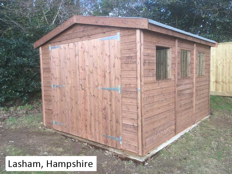 Premium Workshop in Lasham, Hampshire