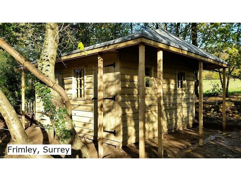 Frimley, Surrey (trad)