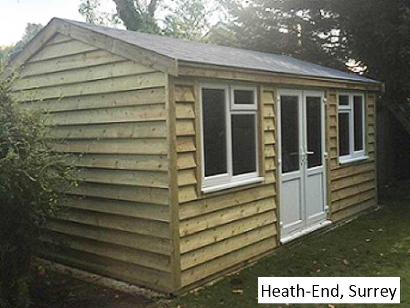 Heath End, Surrey