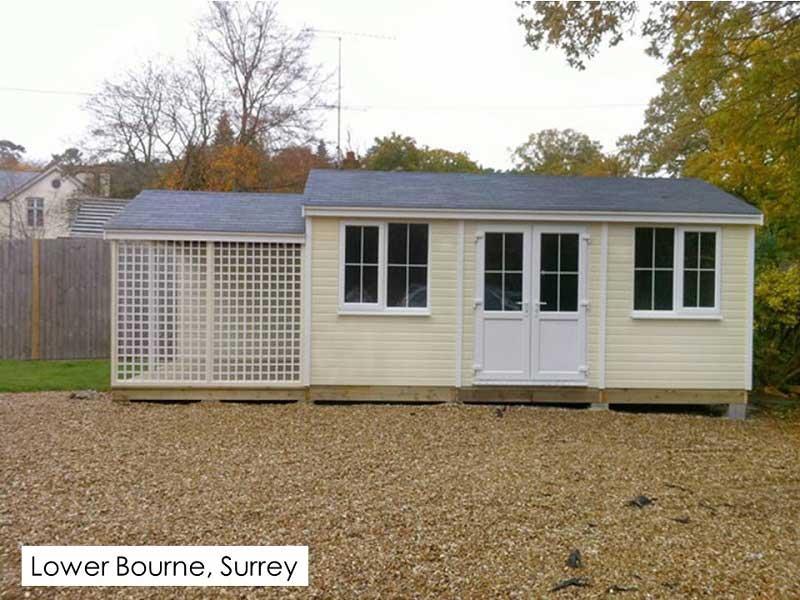 Lower Bourne, Surrey