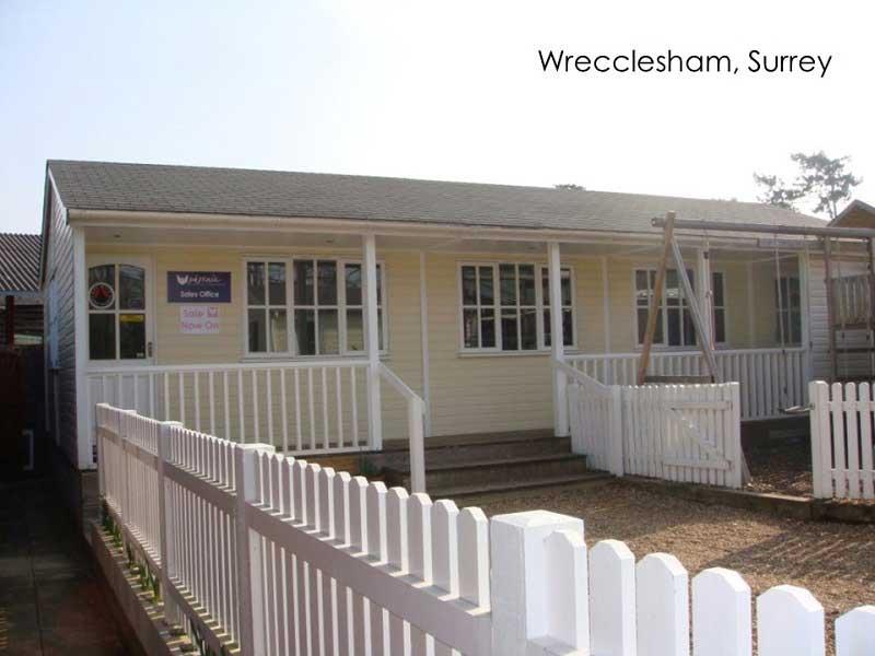 Wrecclesham, Surrey