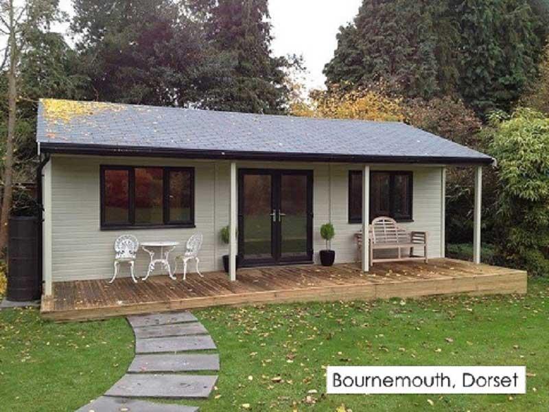 Garden Room in Bournemouth, Dorset