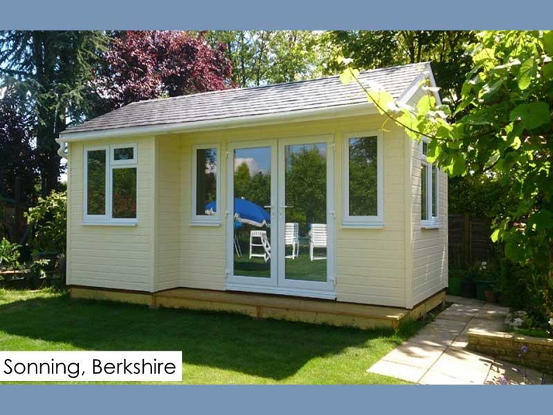 Garden Room in Sonning, Berkshire