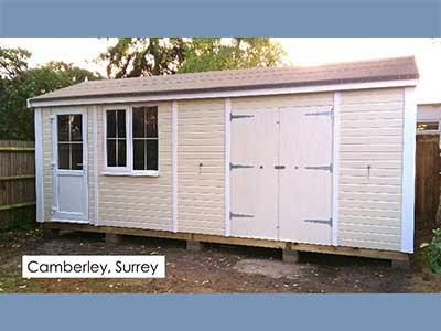 garden offices we build in surrey