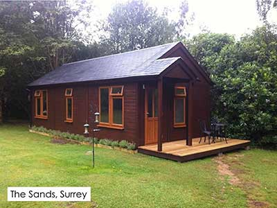 Build granny annexes in Sands, surrey - Phoenix Timber Buildings