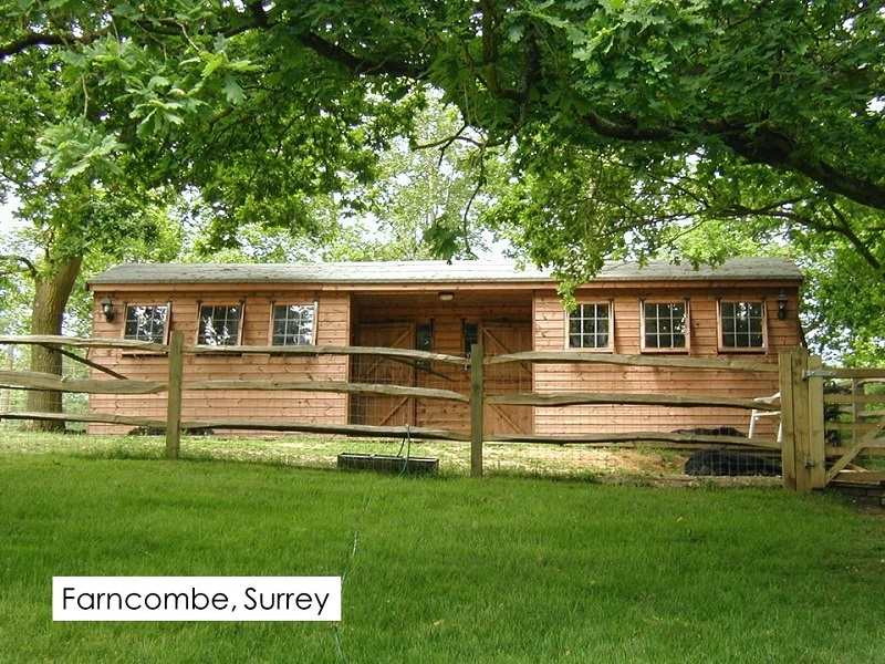 Premium Timber Workshop in Farncombe, Surrey