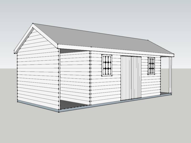Premium Timber Workshop in Windsor, Berkshire