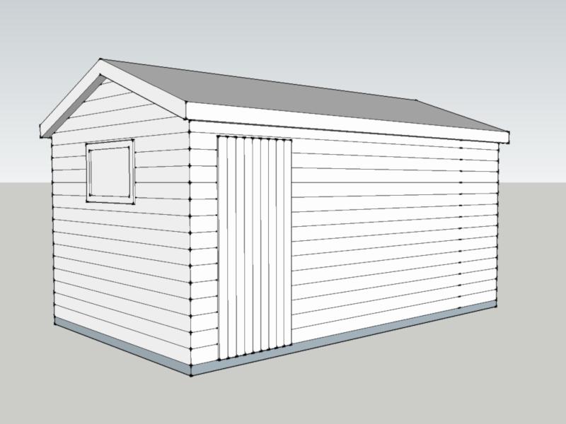 Premium Timber Workshop In Wokingham, Berkshire