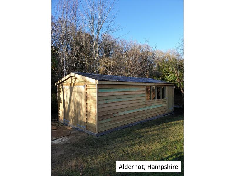 Alderhot, Hampshire (trad)