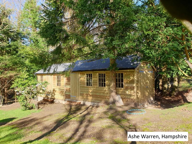 Ashe Warren, Hampshire