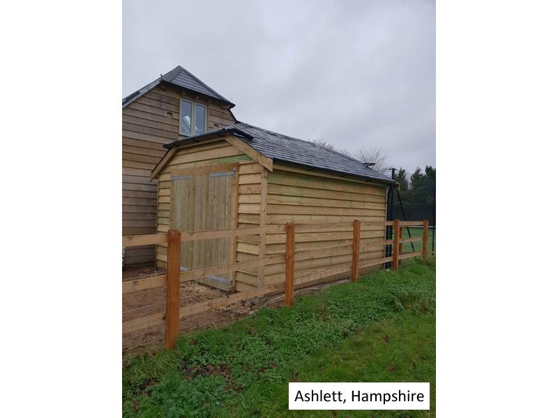 Ashlett, Hampshire (trad)