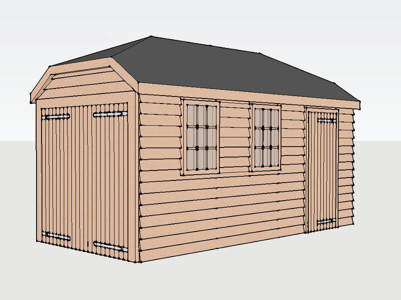 Traditional Garage in Blackheath, Surrey