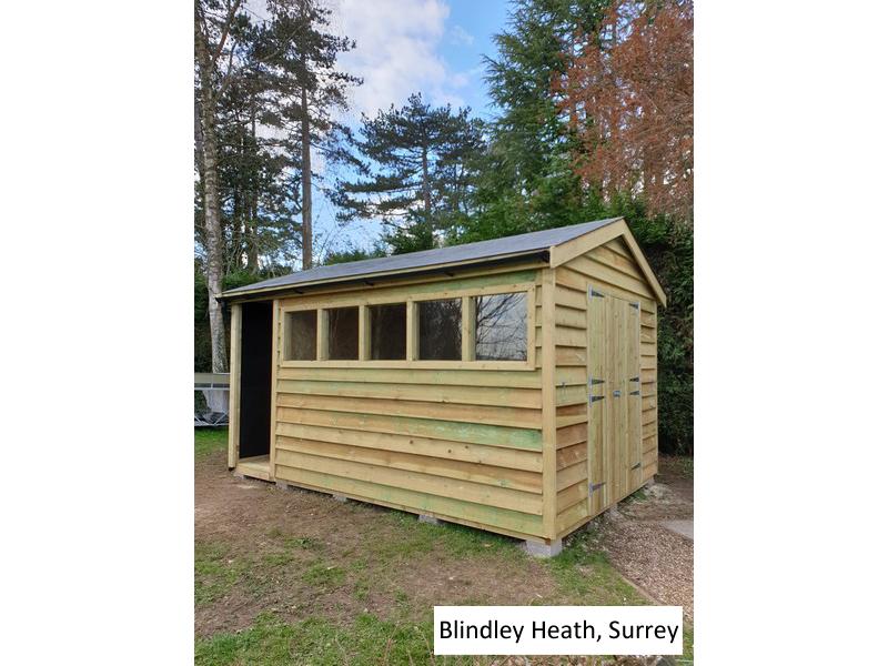 Blindley Heath, Surrey (prem)