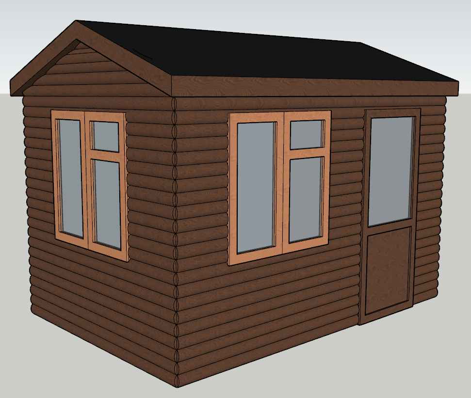 Garden Office in Bramley, Surrey