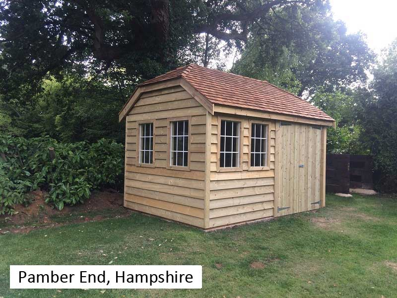 Pamber End, Hampshire (trad)